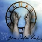 PAPO VÁZQUEZ GV : Johann Sebastian Bach album cover