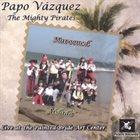 PAPO VÁZQUEZ Marooned / Aislado album cover