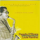 PAQUITO D'RIVERA A Tribute to Cal Tjader album cover