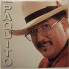 PAQUITO D'RIVERA Celebration album cover