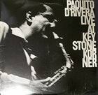 PAQUITO D'RIVERA Live At Keystone Korner album cover