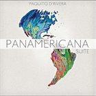 PAQUITO D'RIVERA Panamericana Suite album cover