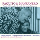 PAQUITO D'RIVERA Paquito D'Rivera Plays the Music of Armando Manzanero album cover
