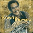 PAQUITO D'RIVERA The Best of Paquito D'Rivera album cover