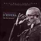 PAQUITO D'RIVERA The Lost Sessions album cover