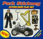 PARK STICKNEY Action Harp Play Set album cover
