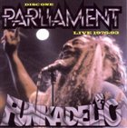 PARLIAMENT Live 1976-93 album cover
