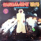 PARLIAMENT — Live: P.Funk Earth Tour album cover
