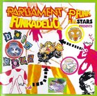 PARLIAMENT Parliament - Funkadelic : P-Funk All Stars Presents Dope Dogs album cover