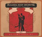 PASADENA ROOF ORCHESTRA As Time Goes By album cover