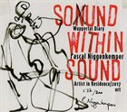 PASCAL NIGGENKEMPER Sound Within Sound / Wuppertal Diary album cover