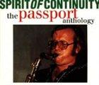 KLAUS DOLDINGER/PASSPORT Spirit of Continuity: The Passport Anthology album cover