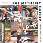 PAT METHENY Letter From Home (PMG) album cover