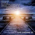 PAT METHENY Live Chicago '87' album cover