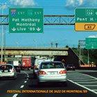 PAT METHENY Montreal '89 album cover
