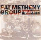 PAT METHENY Quartet (PMG) album cover