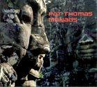 PAT THOMAS Monads album cover