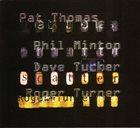 PAT THOMAS Scatter album cover