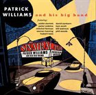 PATRICK WILLIAMS Sinatraland album cover