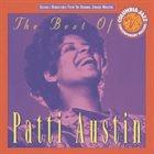 PATTI AUSTIN The Best of Patti Austin album cover