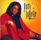 PATTI LABELLE Burnin' album cover