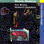 PAU BRASIL Pau Brasil / Hermeto Pascoal album cover
