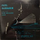 PAUL BARBARIN And His New Orleans Jazz album cover