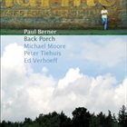 PAUL BERNER Back Porch album cover