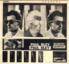 PAUL BLEY Barrage album cover