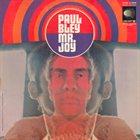PAUL BLEY Mr. Joy album cover