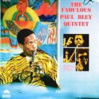 PAUL BLEY The Fabulous Paul Bley Quintet (aka Live at the Hillcrest Club) album cover