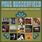 PAUL BUTTERFIELD Complete Albums 1965-1980 album cover