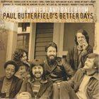 PAUL BUTTERFIELD Live At Winterland Ballroom album cover