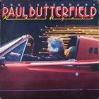 PAUL BUTTERFIELD The Legendary Paul Butterfield Rides Again album cover