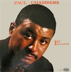PAUL CHAMBERS 1st Bassman album cover