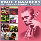 PAUL CHAMBERS Complete Albums Collection: 1956-1960 album cover