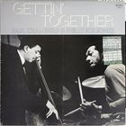 PAUL CHAMBERS Paul Chambers & Philly Joe Jones : Gettin' Together album cover