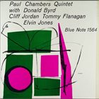 PAUL CHAMBERS Paul Chambers Quintet album cover