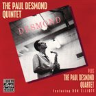 PAUL DESMOND The Paul Desmond Quintet/Quartet album cover