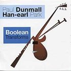 PAUL DUNMALL Boolean Transforms album cover