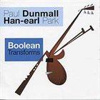 PAUL DUNMALL Boolean Transforms album cover