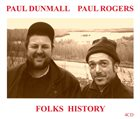 PAUL DUNMALL Folks History album cover