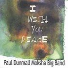 PAUL DUNMALL I Wish You Peace album cover