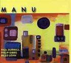 PAUL DUNMALL Manu album cover