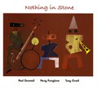 PAUL DUNMALL Nothing in Stone album cover