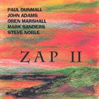 PAUL DUNMALL Zap II album cover