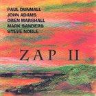 PAUL DUNMALL Zap II album cover