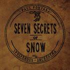 PAUL FONFARA Seven Secrets of Snow album cover