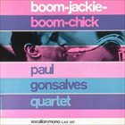 PAUL GONSALVES Boom-Jackie-Boom-Chick album cover
