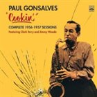 PAUL GONSALVES Cookin' (Complete 1956-1957 Sessions) album cover